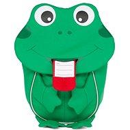Affenzahn Finn Frog small – green - Detský ruksak