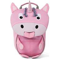 Affenzahn Ulrike Unicorn small – pink - Detský ruksak