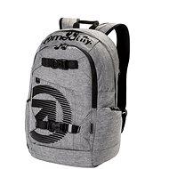 Meatfly Basejumper 4 Backpack, C - Mestský batoh