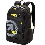 Meatfly Basejumper 4 Backpack, D - Mestský batoh