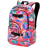 Meatfly Basejumper 4 Backpack, G - Mestský batoh