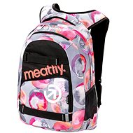 Meatfly Exile 3 Backpack, F - Mestský batoh