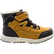 Bejo Dibon jr Mustard/Brown/Beige - Trekingové topánky