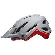 Bell 4Forty Matt/Glossy Grey/Crimson - Bike helmet