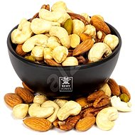 Bery Jones Exclusive Mixed Nuts, Natural, 500g - Nuts