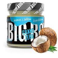 BIG BOY Grand Zero s Kokosom a bielou čokoládou 250 g - Orechový krém