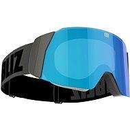 Bliz Air – Black – Smoke w Blue Multi - Lyžiarske okuliare