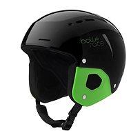 Bollé Quickster – Shiny Black Green - Lyžiarska prilba