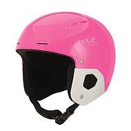 Bollé Quickster – Shiny Pink White veľ. 51 – 55 cm - Lyžiarska prilba