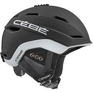 c330bcfcd Cébé Venture Matt-Black White - Lyžiarska prilba