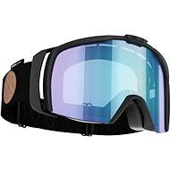 BLIZ NOVA Matt Black Nordic Light Orange w Blue multi Cat.1 - Lyžiarske okuliare