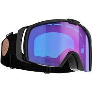 BLIZ NOVA Matt Black Nordic Light Violet w Blue Multi Cat.2 - Lyžiarske okuliare