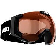 BLIZ CARVER SR Black Orange Cat.2 - Lyžiarske okuliare