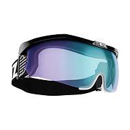 BLIZ PROFLIP MAX Black Light orange w Blue  Multi Cat.1 - Lyžiarske okuliare