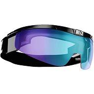 BLIZ PROFLIP OTG Black Light orange w Blue  Multi Cat.1 - Lyžiarske okuliare