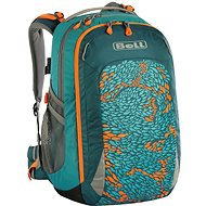 Boll Smart 22 Artwork Collection Fish Teal - School Backpack
