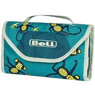 Boll Kids toiletry Monkeys turquoise - Kozmetická taška
