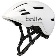 Bollé Stance Matte White M 55-59 cm - Bike Helmet
