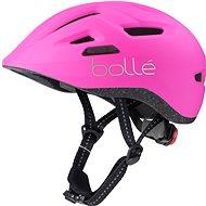Bollé Stance JR Matte Hi-Vis Pink S 51 – 55 cm - Prilba na bicykel