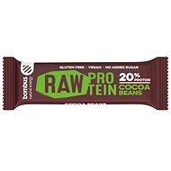Bombus Raw Protein 50 g - Raw tyčinka