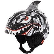 GIRO Launch Plus Black/Grey Tiger Shark - Lyžiarska prilba