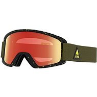 GIRO Semi Citron Arrow MTN Amber Scarlet/Yellow (2Skla) - Lyžiarske okuliare