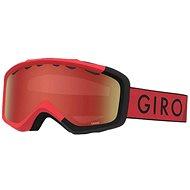 Lyžiarske okuliare GIRO Grade Red/Black Zoom AR40