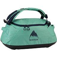 Burton MULTIPATH DUFFLE 40 BUOY BLUE COATED - Cestovná taška