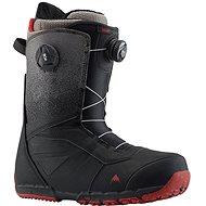 Burton RULER BOA BLACK FADE - Topánky na snowboard