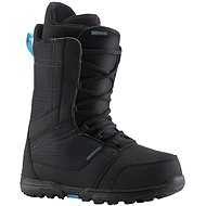 Burton INVADER BLACK veľ. 44 EU/290 mm - Topánky na snowboard