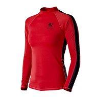 Poseidon Rashguard Lady Red veľ. S - Lykrové UV tričko