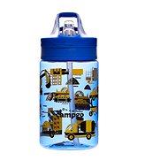 Campgo Kids 400 ml cars - Fľaša na vodu