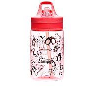 Campgo Kids 400 ml zoo - Fľaša na vodu
