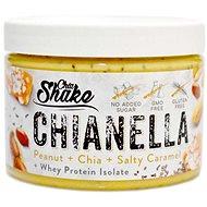 Chia Shake Arašidové maslo Chianella 300 g - Maslo