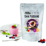 Chia Shake Chia puding lesné plody 300 g - Trvanlivé jedlo