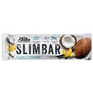 SLIMBAR – proteínová tyčinka vanilka/kokos - Proteínová tyčinka