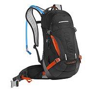 CamelBak MULE LR 15 Black/Laser Orange - Cyklistický batoh
