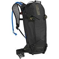 CamelBak TORO Protector 8 Black/Burnt Olive - Cyklistický batoh