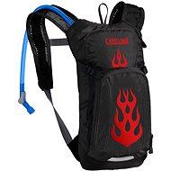 CamelBak Mini Mule Black/Flames - Cyklistický batoh