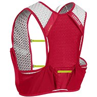 CamelBak Nano Vest Crimson Red/Lime Punch M - Športový batoh