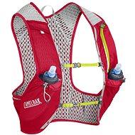 CamelBak Nano Vest Crimson Red/Lime Punch L - Športový batoh
