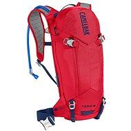 CamelBak TORO Protector 8 Racing Red/Pitch Blue - Športový batoh