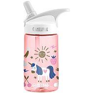 Camelbak Eddy Kids 0,4 l Unicorn Party - Fľaša na vodu
