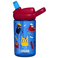 CAMELBAK Eddy+ Kids 0,4 l Skate Monsters - Fľaša na vodu