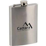 Cattara Fľaša ploskačka 235 ml - Fľaša na vodu