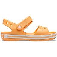 Crocband Sandal Kids Cantaloupe, Orange