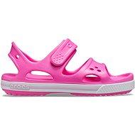 Crocband II Sandal PS, Electric Pink