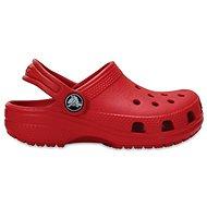 Classic Clog Kids Pepper červená