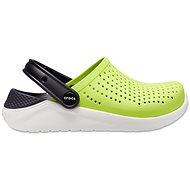 LiteRide Clog Kids Lime Punch/Black žlutá/černá - Pantofle