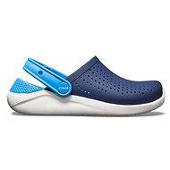 LiteRide Clog Kids Navy/White modrá/bílá